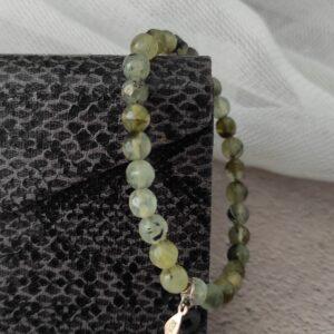 Cut Prehinate Bracelet 6mm