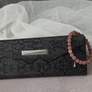 Strawberry Quartz Bracelet 6mm