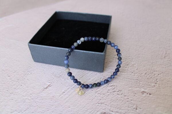 Sodalite Bracelet 4mm